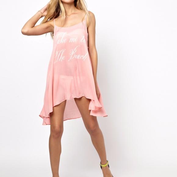 Wildfox Dresses & Skirts - Wildfox Beach Dress Swim Cover Up